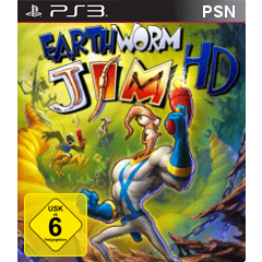 Earthworm Jim HD (PSN)