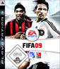 FIFA 09 PS3-Spiel