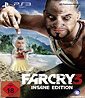 Far Cry 3 - Insane Collector's Edition PS3-Spiel