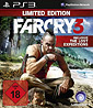 Far Cry 3 - Limited Edition PS3-Spiel