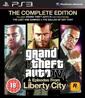 Grand Theft Auto IV - Complete E ... PS3-Spiel