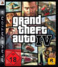 Grand Theft Auto IV PS3-Spiel