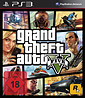 Grand Theft Auto V PS3-Spiel