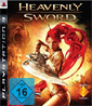 Heavenly Sword PS3-Spiel