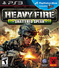 Heavy Fire: Shattered Spear (US  ... PS3-Spiel