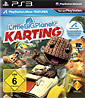 Little Big Planet Karting PS3-Spiel