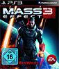 Mass Effect 3 PS3-Spiel
