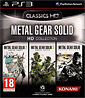 Metal Gear Solid HD Collection (AT Import) PS3-Spiel