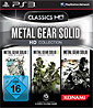 Metal Gear Solid HD Collection PS3-Spiel