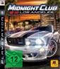 Midnight Club: Los Angeles PS3-Spiel