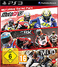 Motorbike Racing Pack PS3-Spiel