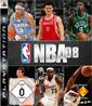 NBA 08 PS3-Spiele