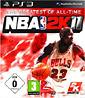 NBA 2K11 PS3-Spiel