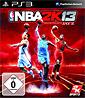 NBA 2K13 PS3-Spiel