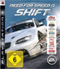 Need for Speed - Shift PS3-Spiel