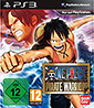 One Piece: Pirate Warriors - Rel ... PS3-Spiel