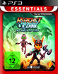 Ratchet & Clank: A Crack in Time - Essentials PS3-Spiel