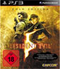 Resident Evil 5 - Gold Edition PS3-Spiel