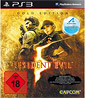 Resident Evil 5 - Gold Move Edition PS3-Spiel