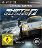 Shift 2: Unleashed - Limited Edition PS3-Spiel