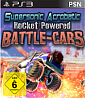 Supersonic Acrobatic Rocket-Powered Battle-Cars (PSN) PS3-Spiel