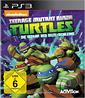 Teenage Mutant Ninja Turtles - Die Gefahr des Ooze-Schleims PS3-Spiel