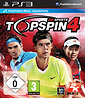 Top Spin 4 PS3-Spiel