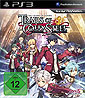 Trails of Cold Steel - aka Legends of Heroes PS3-Spiel