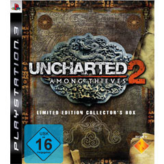 Uncharted 2  - Among Thieves - Limited Collector's Edition