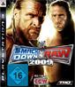 WWE Smackdown vs. Raw 2009 PS3-Spiel