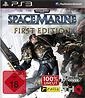 Warhammer 40.000: Space Marine PS3-Spiel