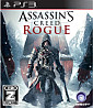Assassin's Creed: Rogue (JP Import) PS3-Spiel