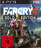 Far Cry 4 - Gold Editon (PSN) PS3-Spiel
