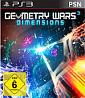 Geometry Wars 3: Dimensions (PSN) PS3-Spiel