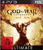 God of War: Ascension - Ultimate Edition (PSN) Blu-ray