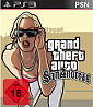 Grand Theft Auto: San Andreas (PSN) PS3-Spiel