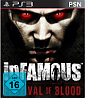 InFamous: Festival of Blood (PSN) PS3-Spiel