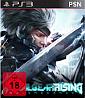 Metal Gear Rising: Revengeance (PSN) PS3-Spiel