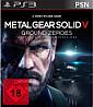 Metal Gear Solid V: Ground Zeroes (PSN) PS3-Spiel