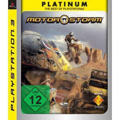 Motor Storm - Platinum