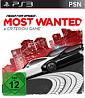 Need for Speed: Most Wanted (PSN) PS3-Spiel