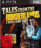 Tales from the Borderlands - Season Pass (PSN) PS3 Spiel