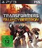 Transformers: Untergang von Cybertron - Gold Edition PS3 Spiel