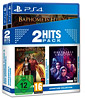 2 Hits Pack: Baphomets Fluch 5 + Dreamfall Chapters PS4 Spiel