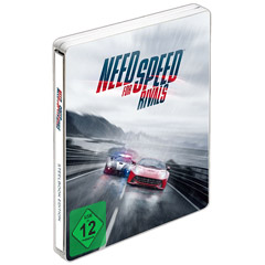 need for speed rivals limited edition mit steelbook f r. Black Bedroom Furniture Sets. Home Design Ideas