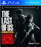 The Last of Us Remastered PS3-Spiel