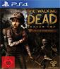 The Walking Dead - Season 2 PS4-Spiel