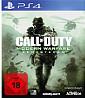 Call of Duty: Modern Warfare Remastered PS4-Spiel