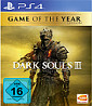 Dark Souls 3 - The Fire Fades Edition PS4-Spiel