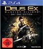 Deus Ex - Mankind Divided PS4-Spiel